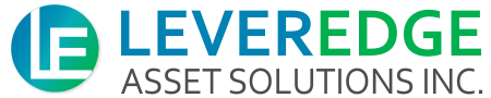 Leveredge Asset Solutions Logo